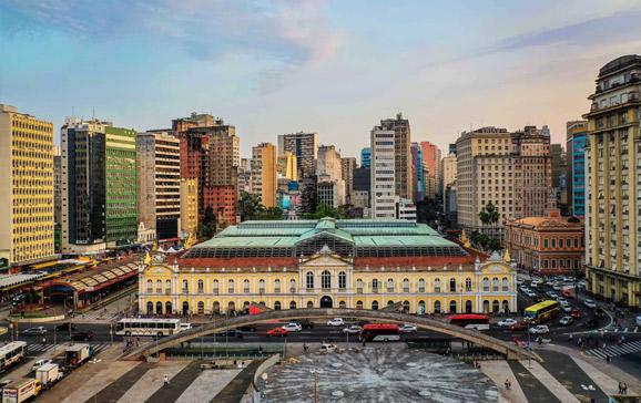Cidade de Porto Alegre