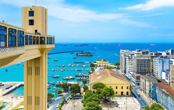 Cidade de Salvador